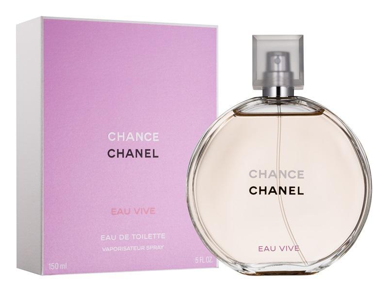 Chanel Chance Eau Vive 150 ml