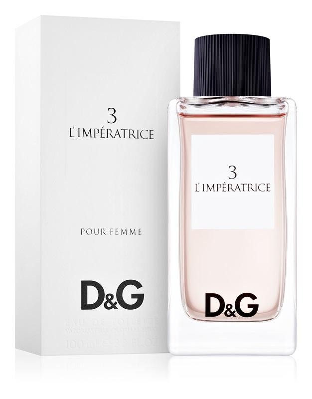 Dolce & Gabbana D&G Anthology L'Imperatrice 3 100 ml