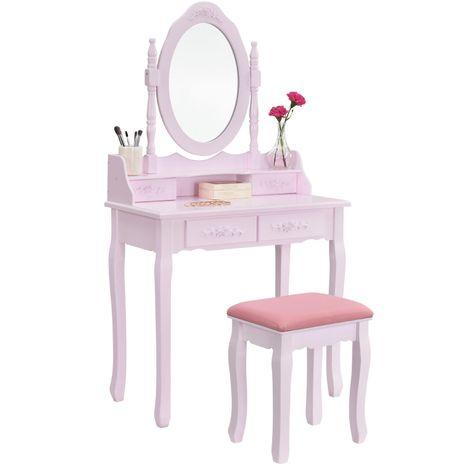 """Toaletný stolík Marie """"Pink"""" Thérése"""