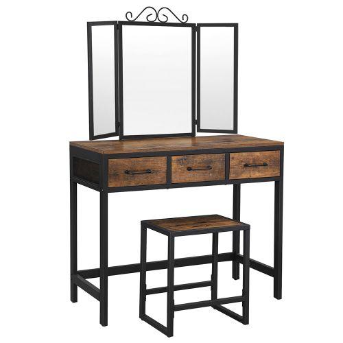 Toaletný stolík Emilie du Chatelet