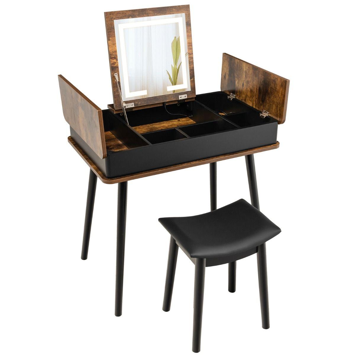 Toaletný stolík Marie Antoinette.